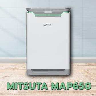 รีวิว MITSUTA MAP650 เครื่องฟอกอากาศ 8 ขั้นตอน สำหรับห้องขนาดใหญ่ เพิ่มความชื้นในอากาศได้ด้วย