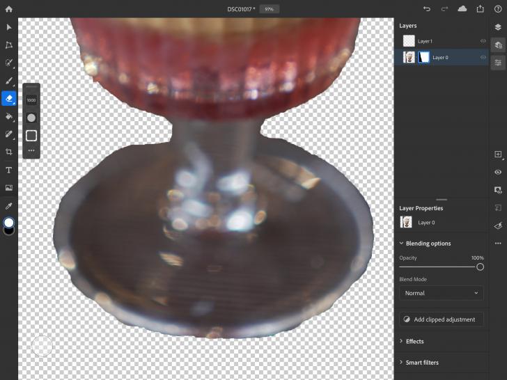 Photoshop for iPad โปรแกรมติดเครื่อง กราฟฟิกทุกคนควรมี