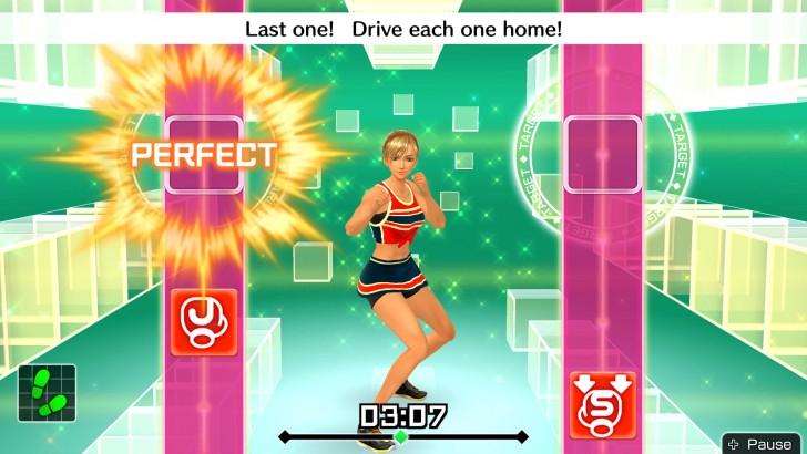 Ring Fit Adventure เกมออกกำลังกายที่จะผ่านด่านไปได้ต้องออกแรงกันหน่อย!