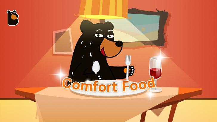 ให้ Comfort Food ช่วยเยียวยาจิตใจคุณในวันแย่ๆ