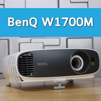 รีวิว BenQ W1700M โปรเจคเตอร์ดูหนัง 4K จอยักษ์เก๋ๆ