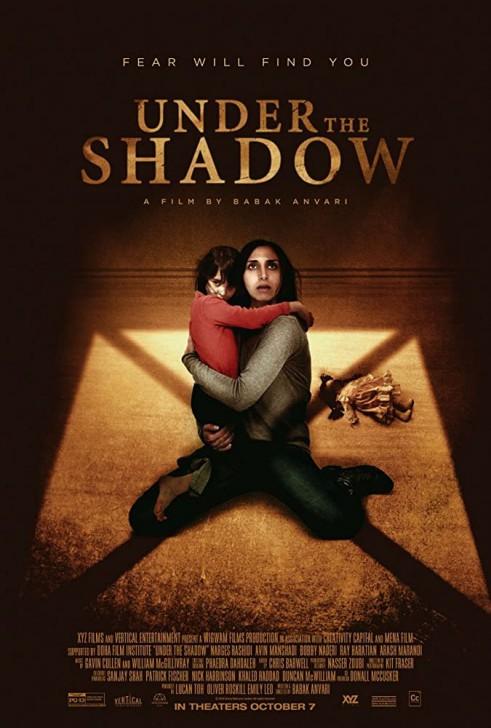 รีวิวหนัง เรื่อง under the shadow