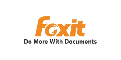 แอป Foxit Sign