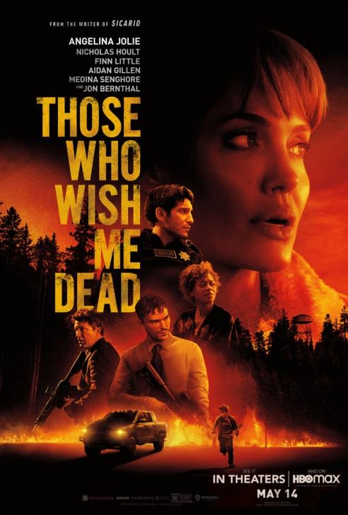 หนัง ภาพยนตร์ Those Who Wish Me Dead