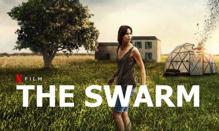 หนัง ภาพยนตร์ The Swarm ตั๊กแตนเลือด